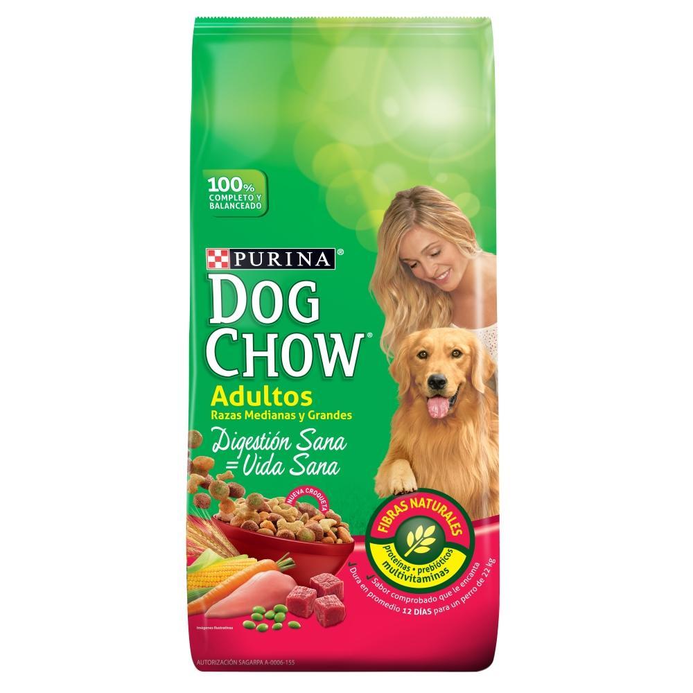 Walmart: Dog Chow razas medianas 15 Kg a 309
