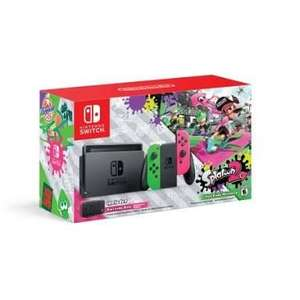Buen Fin Amazon: Nintendo Switch Splatoon 2 Bundle