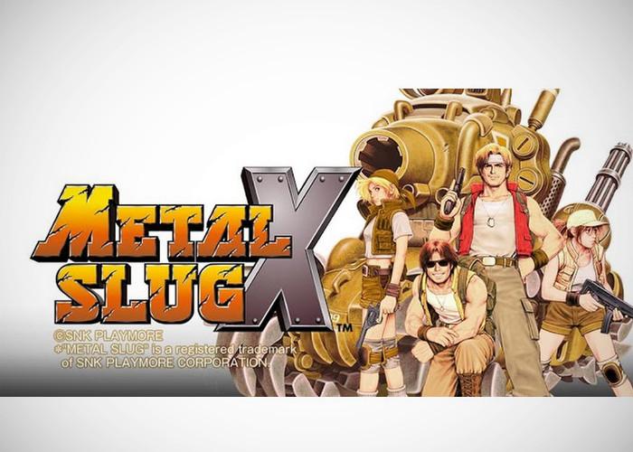 Google Play: juegos Metal Slug con 70% de descuento