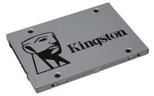 Cyberpuerta: SSD Kingston SSDNow UV400, 960GB, SATA III, 2.5'', 7mm