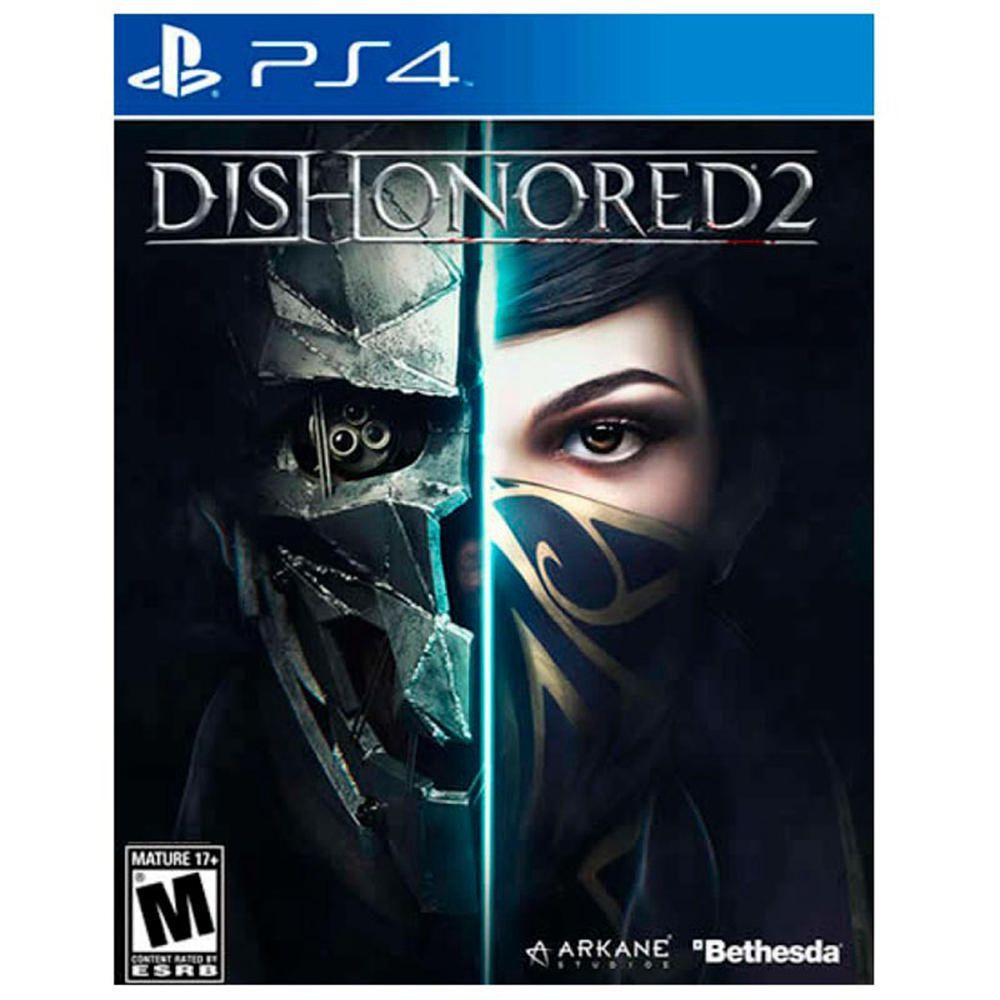 Ofertas Buen Fin 2017 Elektra: Dishonored 2 para PS4 y Xbox One con mercadopago