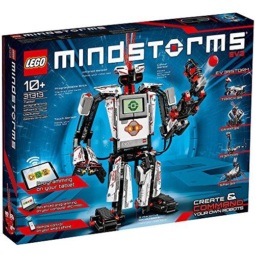 Ofertas Buen Fin 2017 Amazon: Lego Mindstorm EV3 - Super precio (cupón)! con Envió Gratis (con y sin prime) + 12 MSI