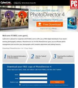 Cyberlink PhotoDirector 4 para Mac o PC gratis (edición de fotografía)