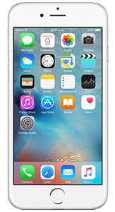 Ofertas Buen Fin 2017 Movistar: Apple iPhone 6 Color Plata 64GB
