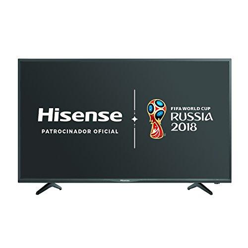 "Ofertas Buen Fin 2017 Amazon: Hisense 43H5D Smart Televisor LED LCD de 43"""