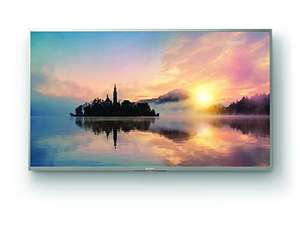 "Ofertas Buen Fin 2017 Amazon: Sony BRAVIA 55"" 4K HDR Smart TV KD-55X720E"