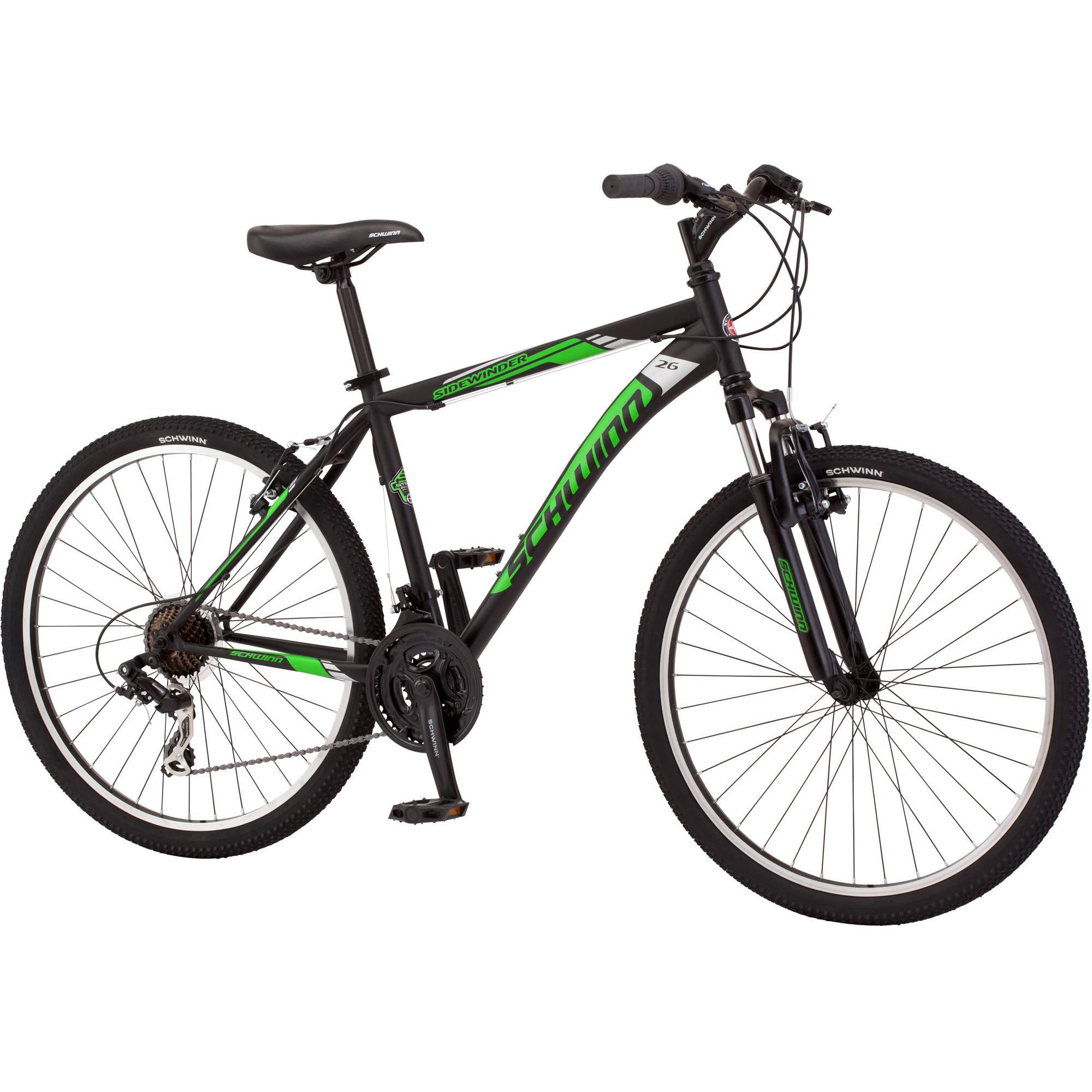 Ofertas Buen Fin 2017 Benotto: Bicicleta Schwinn Sidewinder R26 21V