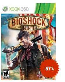 Game Planet: Bioshock Infinite $299, COD Ghosts o Assassin's Creed 4 $649