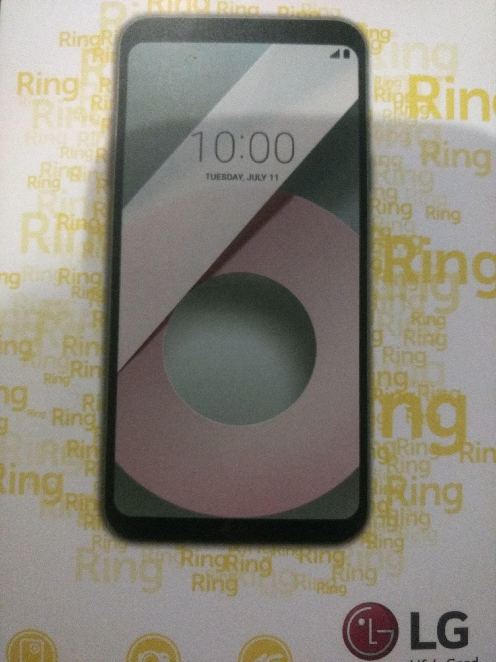 Suburbia: Celular LG Q6 Prime $4,999 + $1,250 de bonificación