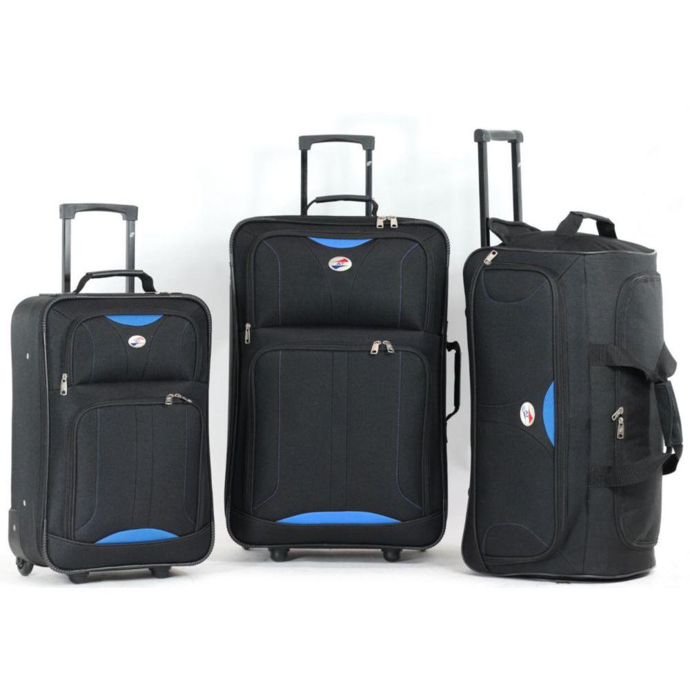 Buen Fin 2017 en Elektra: Set de 3 maletas American Tourister a $1,299 o menos