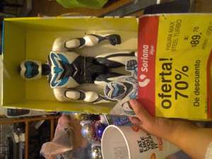 Soriana: Max Steel Turbo a $89.70