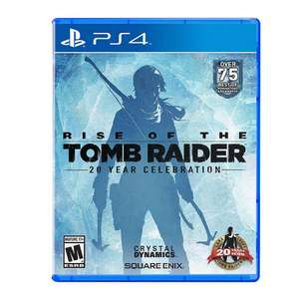 Buen fin 2017 Walmart Rise of Tomb Raider 20th PS4