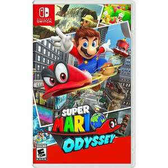 Buen Fin 2017 Linio: Súper Mario Odyssey y DOOM Nintendo Switch con Cupón Paypal