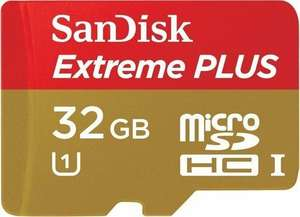 Buen Fin 2017 Amazon Mx: Micro Sd Sandisk 32gb - Class 10 32 GB UHS-I/U1 SDSDQX-032G (Certified Refurbished)