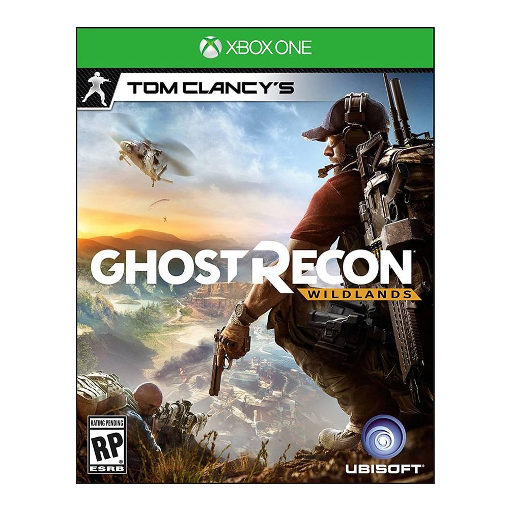 Walmart: Usando Cupón. Xbox One. Ghost Recon Wildlands Limited + Fifa 18 + NFS Payback o Destiny 2 o Injustice 2