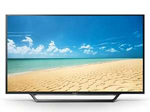 "Buen Fin 2017 en Amazon: Sony KDL-48W650D Smart TV LED de 48"", Motionflow XR, X-Reality Pro"