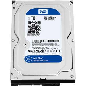 Buen Fin 2017 en Amazon: Disco duro 1 TB para PC, 3,5'' Western Digital