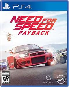 Buen Fin 2017 en Amazon: Need For Speed Payback Ps4 y Xbox One