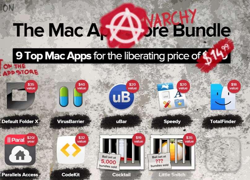 Paquete de Utilerias y aplicaciones para MAC OS
