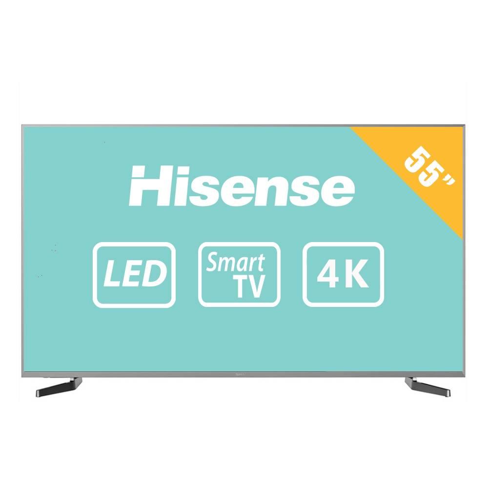 Buen Fin 2017 Walmart: Televisión Hisense 55 pulgadas 4k55DU6070