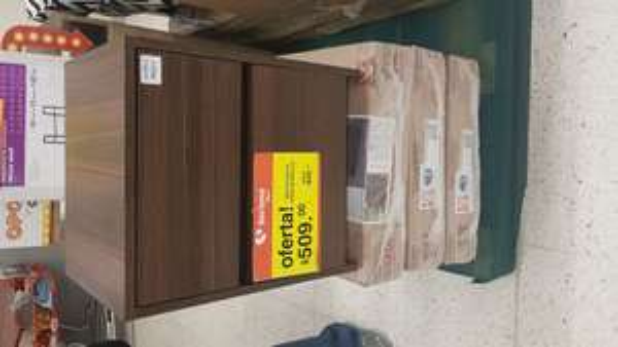 Soriana: Buró modular armable (conglomerado)