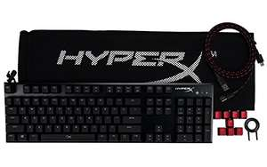 Buen Fin 2017 Amazon Buen Fin: Teclado HyperX FPS Allow con switches Cherry MX Blue