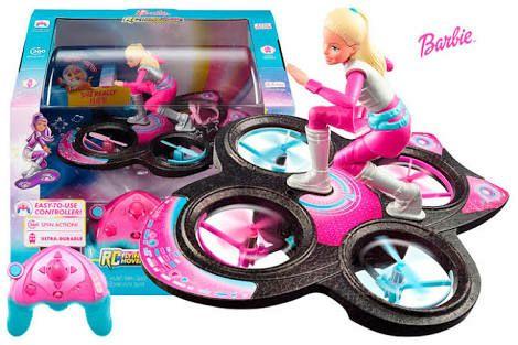 Soriana: Dron Barbie a $750