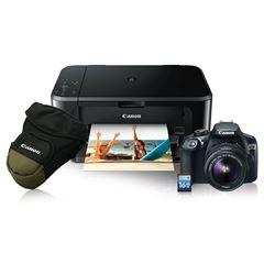Sanborns por Internet, Kit Canon T6 + impresora + Zoompack 1000 + Sd