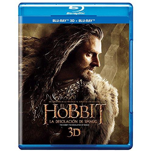 Buen Fin 2017 en Amazon: El Hobbit - La Desolación del Smaug (3D)