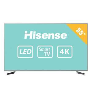 "Buen Fin 2017 Walmart: Pantalla Hisense 55"" 4K Ultra HD Smart TV LED 55DU6070"