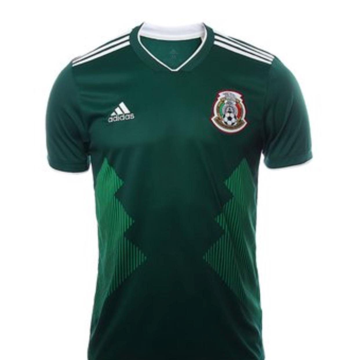 Buen Fin 2017 en Linio: Jersey México Original 2018