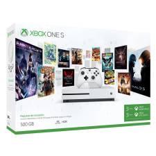 Buen Fin 2017 en Walmart: Consola Xbox One S 500GB más Game Pass y Live Gold