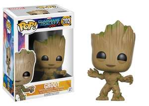 "BUEN FIN 2017 EN AMAZON: OFERTA RELÁMPAGO: FUNKO POP ""GROOT"""