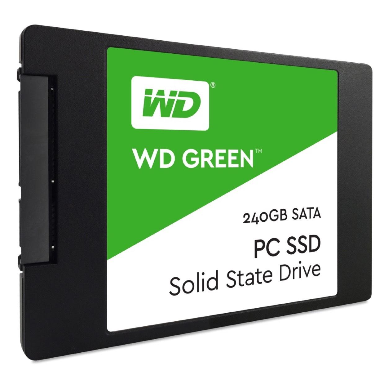 Cyberpuerta: SSD 240gb Western Digital