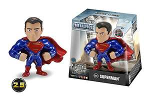 Amazon: DC Comics Figura de Acción Metals Superman, 2.5""