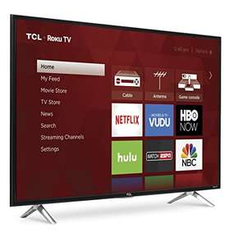 """Buen Fin 2017 en Amazon: TLC Smart TV 43"""" Full HD Ei-Fi"""