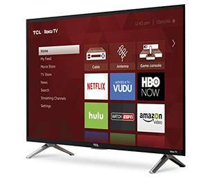 "Buen Fin 2017 en Amazon: TLC Smart TV 32"" Roku TV HD Wi-Fi"