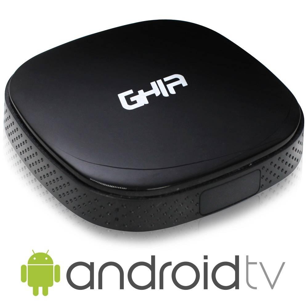 Buen Fin 2017 en Walmart: Smart TV Box marca GHIA envio incluido