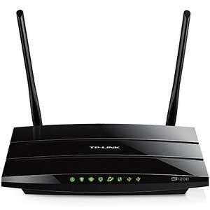 Amazon: Archer C5 AC1200 Dual band router