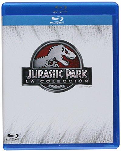 Buen Fin 2017 en Amazon: Tetralogía Jurassic Park [Blu-ray]
