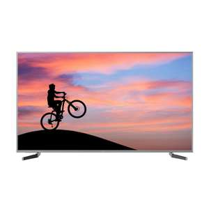 "Buen Fin Elektra: Smart TV 4K Sharp 65"" $17,099 ($15,674) con Banamex"