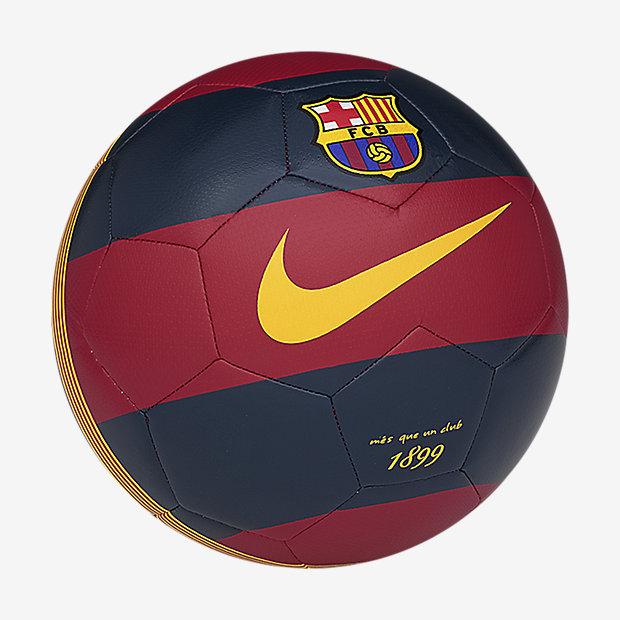 Buen Fin 2017 en Nike: Balón FC Barcelona Prestige y AS Roma