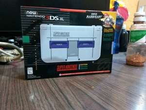 Gamers: Nintendo New 3DS XL Snes Edition