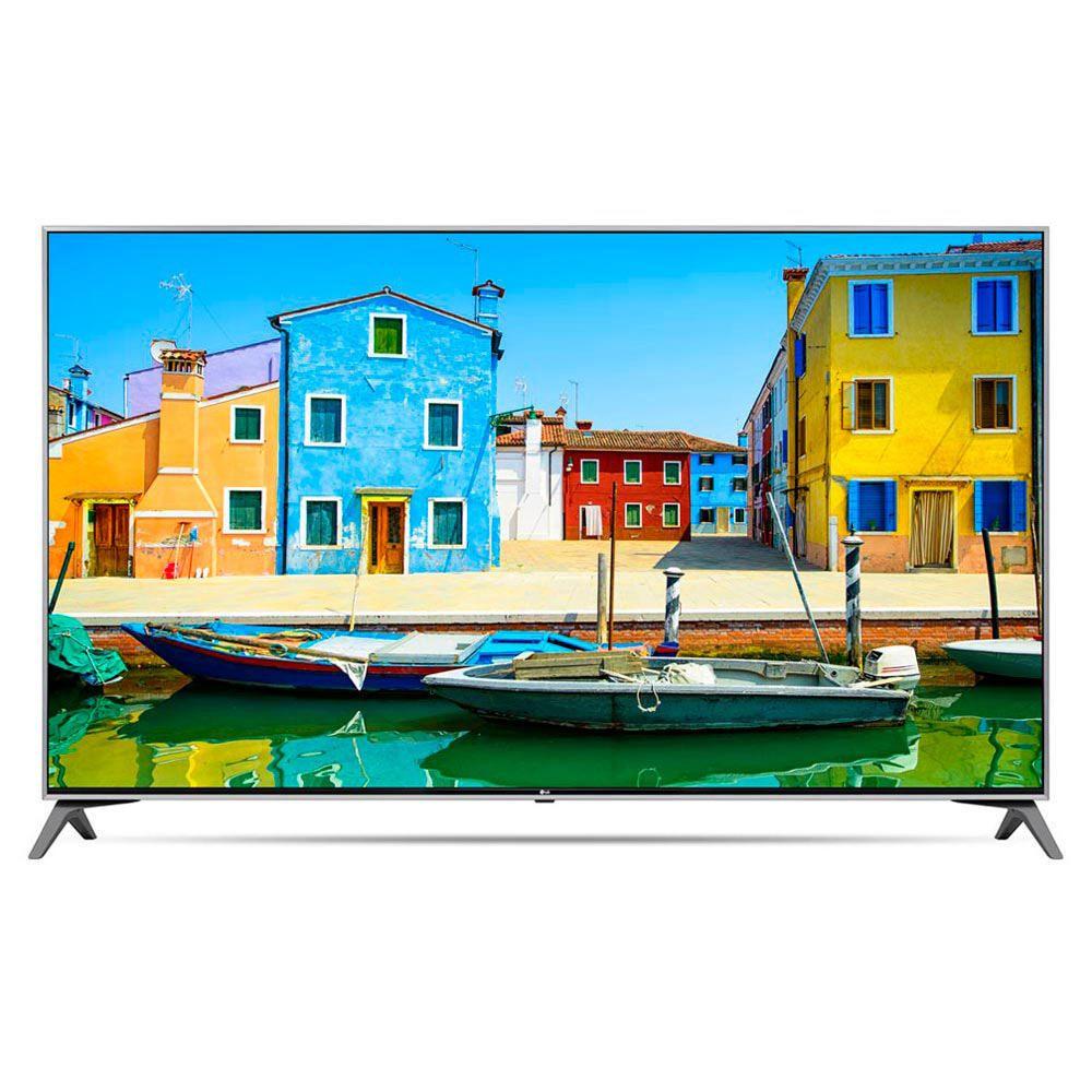 """Buen Fin Elektra: Smart TV 4K LG de 49"""" con webOS 3.5 49UJ7700 $7,424 con Banamex"""