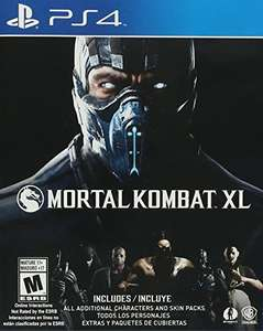 Buen Fin 2017 en Amazon: Mortal Kombat XL para PS4 (Prime)