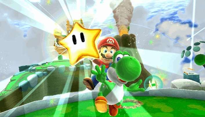 Nintendo eShop: Super Mario Galaxy 2 $10 dólares