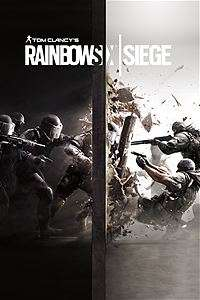 Microsoft Store: Tom Clancy's Rainbow Six Siege for Xbox One