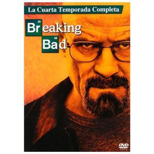 Buen Fin 2017 en Elektra: Paquete de 4 temporadas de Breaking Bad DVD (2, 3, 4 y 5) a $162 ($146 con Mercadopago).