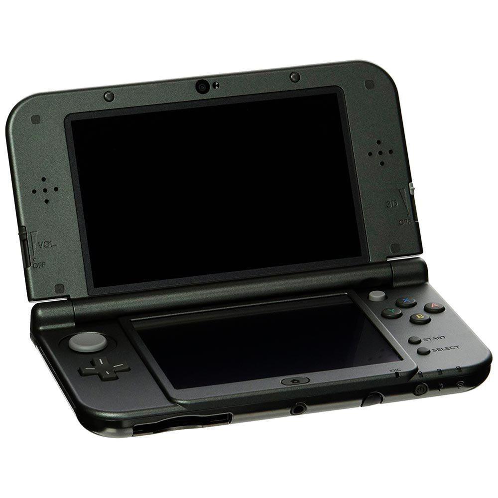 Elektra Consola Nintendo 3DS XL Negro