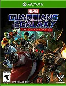 Amazon: Guardians of the galaxy the telltale series - Xbox one